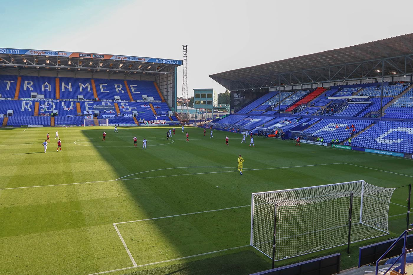 Prenton Park behind-closed-doors